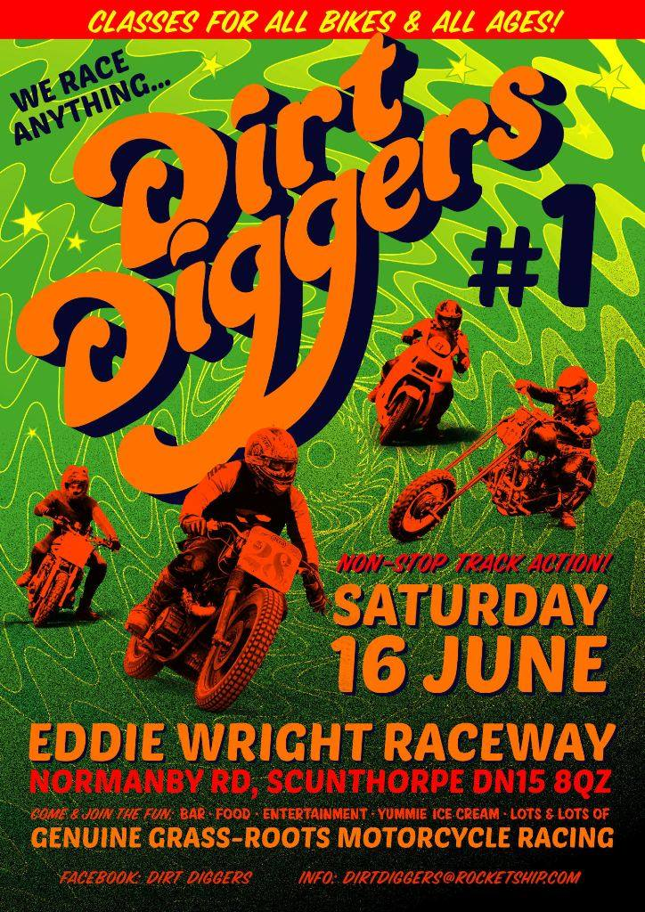 Dirt Diggers June 2018